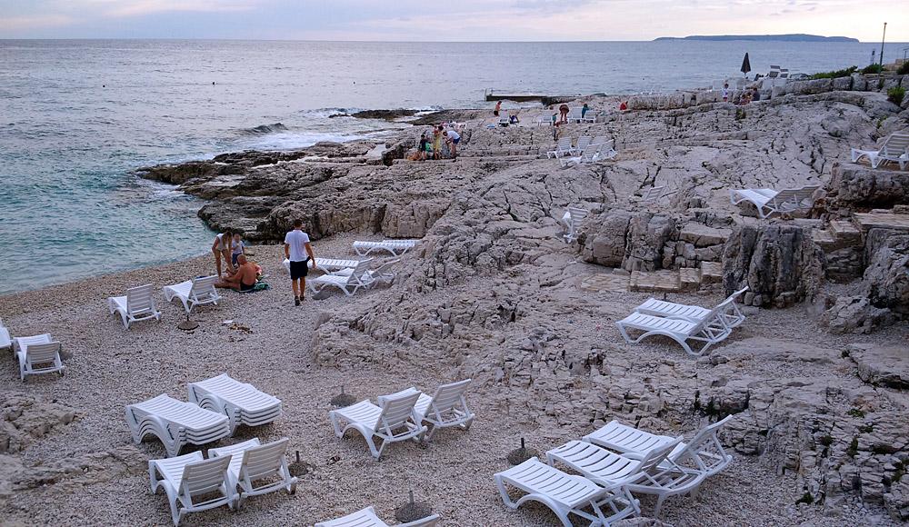 Plaža Borik - Mali Lošinj