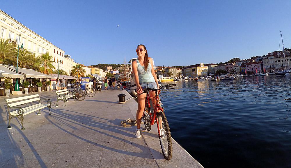 Ostrvo Lošinj je kao stvoreno za vožnju bicikla