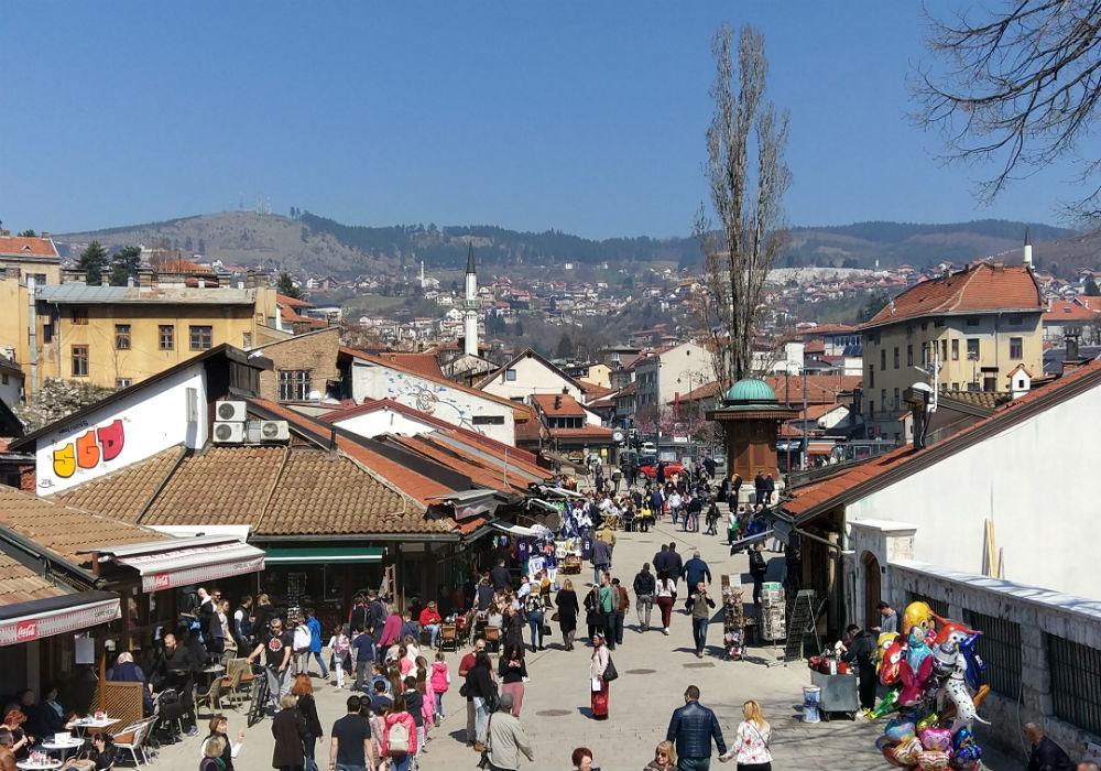 Sarajevo i centralna Bosna kolima - Putuj.rs